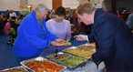 Pines Bridge Students Enjoy Annual Thanksgiving Feast