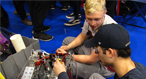 Students Take Robotics Prize