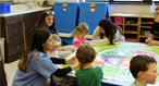 Medical Assistant Students Teach Preschoolers About Nutrition