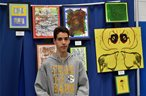 Annual Art Show Highlights Art – and the Process Behind It