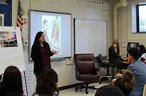 Award-Winning Author Shares Immigration Story with ENL Students
