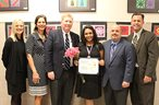 Somers' Brianna Lux, in BOCES Medical Assistant Program, Recognized as Student of Distinction