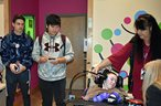 PNW BOCES Partners with Scarsdale High School to Improve Children's Lives at Sunshine Home